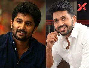 Nani's role in Ninnu Kori was first offered to Karthi