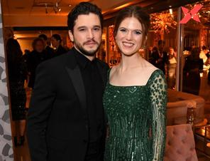 Game of Thrones star Kit Harrington and wife Rose Leslie welcomed a baby boy.
