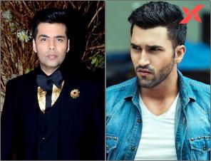 Karan Johar introduces Gurfateh Pirzada as the newest talent from his talent management agency Dharma Cornerstone Agency (DCA)