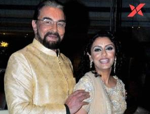 Kabir Bedi reveals he once asked his wife Parveen Dusanj to change her name to avoid confusion.