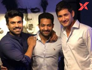 Superstar Mahesh Babu wants to go on a road trip with NTR, Charan, and Chiranjeevi