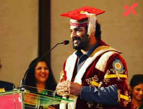 R Madhavan receives a doctorate, says 'I'm honoured & now people should stop perceiving actors as idiots