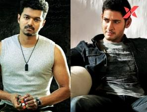 Dummy Star Mahesh Babu and Remake Star Vijay - Twitter Fan War turns ugly between Mahesh Babu and Vijay fans