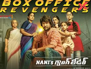 Gang Leader Box Office Collection Day 3 - Worldwide
