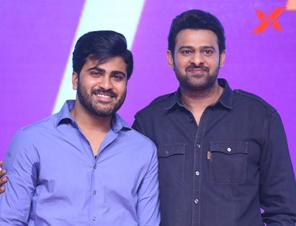 Prabhas wishes team Sreekaram ahead of the film's release