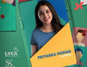 Priyanka Arul Mohan and Soori join Sivakarthikeyan's Don