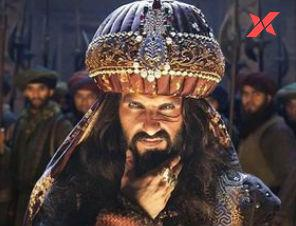 Here is the throwback picture of Ranveer Singh from the times of his super hit film Padmaavat