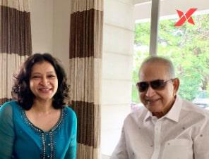 Mahesh Babu and Manjula Ghattamaneni shares Father's day wishes to Superstar Krishna
