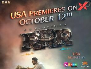 RRR USA theatrical rights have been acquired by Sarigama Cinemas