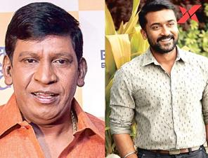 Vadivelu joins hands with Suraj for a new film