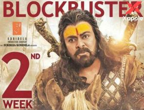 Sye Raa Narasimha Reddy Box Office Collection Day 8 - AP/TS