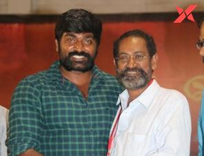 Vijay Sethupathi to take care of SP Jananathan's medical expense