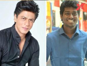Atlee's next film with Shah Rukh Khan firmed up