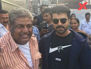 Ram Charan donates 10 lakh rupees to his fan's family