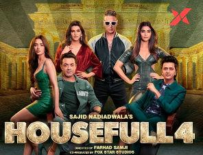 Housefull 4 Box Office Collection Day 5: Akshay Kumar lands 5th 100 crore film in a row