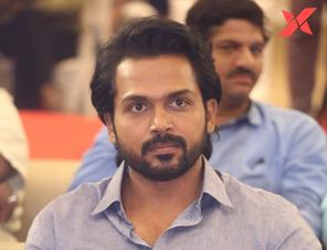 Karthi reveals the next project of Suriya