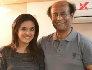 Keerthy Suresh to romance Superstar in his next