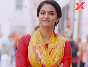 Keerthy Suresh Birthday Teaser - From Miss India movie team