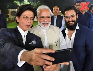 Prime Minister Narendra Modi Meets the Bollywood Industry.