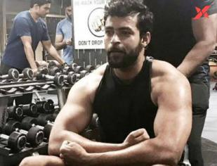 Varun Tej goes for boxing booth camp for two months