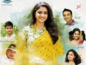 Keerthy Suresh Untitled 20th Film Shoot Started!