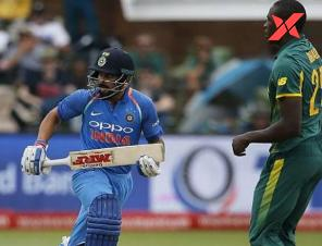 India-SouthAfrica T20I abandoned without a ball being bowled