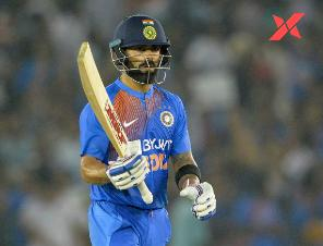 Kohli surpasses Rohit Sharma to become the highest scorer in T20Is