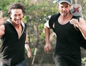 Hrithik Roshan - Tiger Shroff to share dias again
