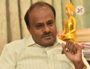 CM HD Kumaraswamy tweets congratulations to PM Modi