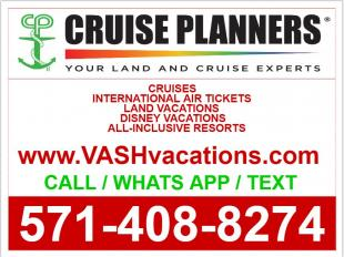 One Stop Cruises, International Air and Land Vacations