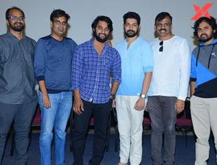 Operation Gold Fish Movie Success Meet Photos