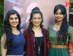 FingerTip Tamil Movie Press Meet Stills