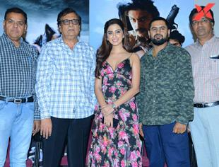 Namaste Nestama Movie Trailer Launch - Photos