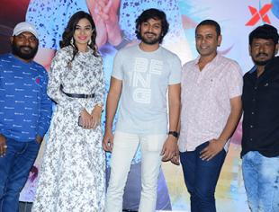 Ninnu Talachi Movie Press Meet Photos