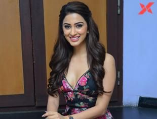 Eeshanya at Namaste Nestama Movie Trailer Launch - Photos
