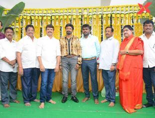Balakrishna-Boyapati new movie opening photos