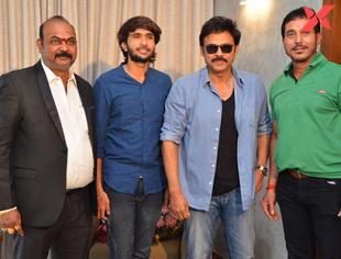 Daggubati Venkatesh attends Ullalaa Ullalaa movie press meet - photos