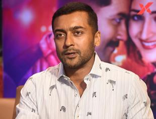 Surya Bandobast Movie Interview Stills