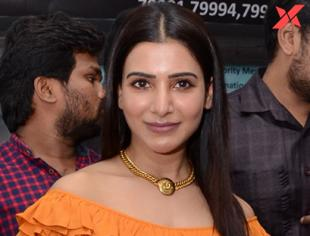 Samantha Akkineni at AZent Overseas Education branch launch - Photos