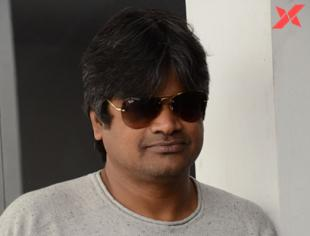 Director Harish Shankar at Valmiki Movie Interview - Photos