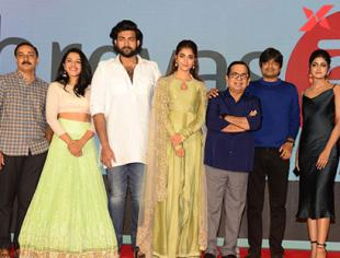 Gaddalakonda Ganesh Movie Sucesesmeet Photos