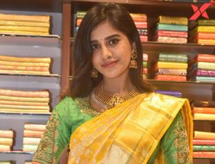 Actress Nabha Natesh And Minister Talasani Srinivas Yadav Launches CMR Shopping Mall