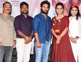 Jodi movie press meet photos - Aadi, Shraddha Srinath