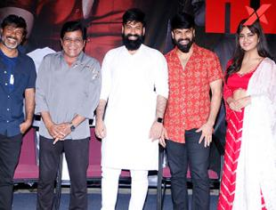 Raju Gari Gadhi 3 Movie Press Meet - Photos