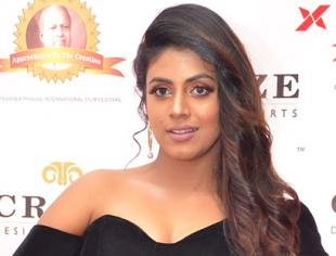 Actress Iniya Photos at Dada Saheb Phalke South Awards 2019