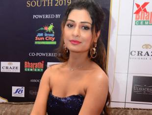 Payal Rajput at Dada Saheb Phalke South Awards 2019 - Photos