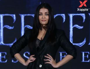 Aishwarya Rai at the trailer launch event of Disney's Maleficent Mistress of Evil movie