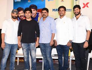 ABCD Movie Success Celebrations Stills