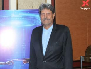 Kapil Dev at the Launch event of Vaoo App