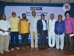 Dasari talent hunt press meet photos